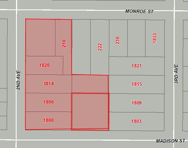 Anoka Redevelopment Site